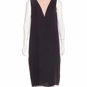 Lanvin Silk Shift Dress M US6, FR38 Dress
